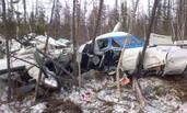 俄罗斯小型客机远东坠毁