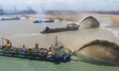 """中国""""造岛神器""""现身印度洋 一座大型岛屿横空出现"""