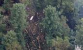西雅图被劫客机碎片被发现