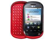 LG C550(Optimus Chat)