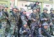 军队和武警用的迷彩区别在哪 特种部队用哪种更好?