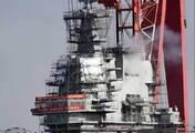 首艘国产航母预计春节将海试