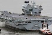 美英组建联合航母战斗群剑指亚太 未来部署亚太