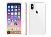 iPhone 8曝光新配色:玫瑰金+白 设计与众不同