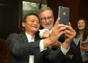 马云自用手机曝光 竟然是定制版iPhone?
