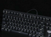 狼派X09暗影机械键盘评测:性能良好,游戏舒适