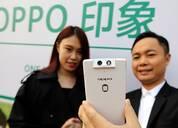 外媒:OPPO在华取代iPhone地位 每1.1秒卖出1部