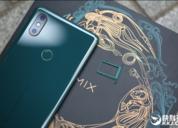 小米MIX 2S翡翠色现货发售:3999元