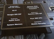 高通发布骁龙845 更快更省电 人工智能性能增两倍