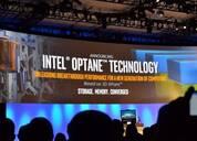 终于来了 Intel首款Optance固态曝光