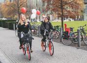 进入自行车发源地德国柏林,摩拜单车实现全球200城小目标