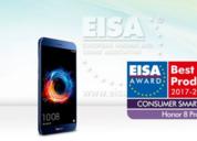 EISA:S8获最佳智能手机 荣耀8 Pro获最佳消费者手机