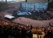 腾讯、网易等推波助澜 中国成全球第一大游戏市场