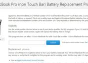 13寸MacBook Pro存在电池隐患,苹果免费修理