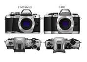 奥巴E-M10 Mark II疑似产品图泄露:两种配色