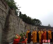 六祖惠能诞辰1377周年 数万海内外信众朝圣(1/5) - 莱芜 德广 - 莱芜 德广