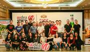 IAI品牌创享会走进燕京啤酒集团之旅成功举办