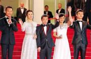 戛纳国际电影节进入第八天,两部华语片山河故人和聂隐娘以及意大利导演保罗索伦蒂诺的年轻气盛相继亮相。