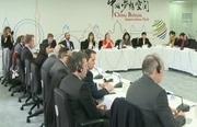 来自两国政府机构的代表就重大新闻事件报道、中英媒体交流合作等议题展开了热烈讨论。
