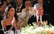 当地时间9月15日,好莱坞男星乔治·克鲁尼被授予第72届金球奖终身成就奖,颁奖典礼将于2015年1月11日举行。