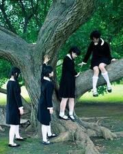 神秘诡异的日本女生写真
