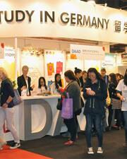 2014年中国国际教育展现场直击