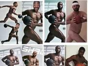 笑喷了!奥尼尔PS韦德裸体写真