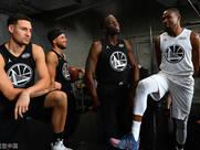 NBA全明星周末正赛:球员纷纷亮相