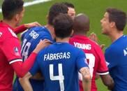 足总杯-阿扎尔点球制胜 切尔西1-0力克曼联夺冠