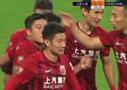 中超-奥斯卡传射武磊破门 上港2-0苏宁返榜首