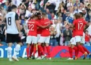 热身-拉什福德世界波黑贝破门 英格兰2-0哥斯达黎加