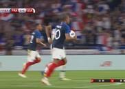 热身-吉鲁血染赛场姆巴佩破门 2将中柱法国1-1美国