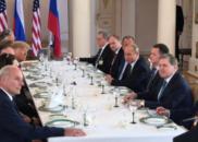 现场视频:特朗普和普京会谈后共进工作午餐