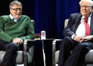 比尔·盖茨与巴菲特对成功有相同定义:和金钱无关
