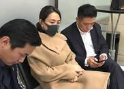 视频:马苏现身法院正式起诉黄毅清 口罩遮面十分低调