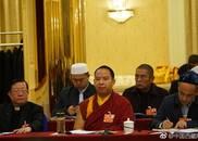 两会抢先看!班禅大师参加全国两会宗教界别小组讨论