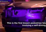 直击Uber自动驾驶汽车致行人死亡事故现场