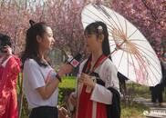 """""""樱""""约而来!第四届鹤壁樱花文化节盛大开幕"""