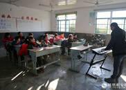 芜湖王新发:扎根乡村教育26年 学生成长就是收获(组图)
