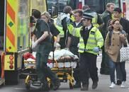 大厦恐袭案造成5人死亡,多人严重受伤