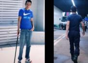 坠马受伤三个月,刘德华终于可以走路了!