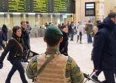 布鲁塞尔火车站发生爆炸 一袭击者被击毙 无其他伤亡