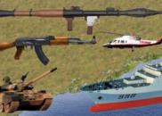 揭秘《战狼2》武器库 杀人最多竟不是火炮机枪?