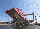 首艘国产航母研制总指挥:国产航母已开始动力测试