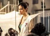 中美混血的她是怎样炼成《战狼2》最美女人的?