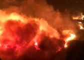加州大火影响空气质量 一只口罩最高被炒到10美元
