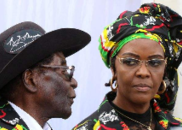 穆加贝妻子被津巴布韦执政党驱逐出党