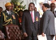 津巴布韦新内阁名单公布:多名军方高层入阁
