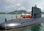 """为中国潜艇""""保驾护航"""" 这个高科技可谓无价之宝"""