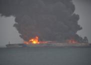专家:东海撞船事故失事船漂到近岸概率低 利于清污
